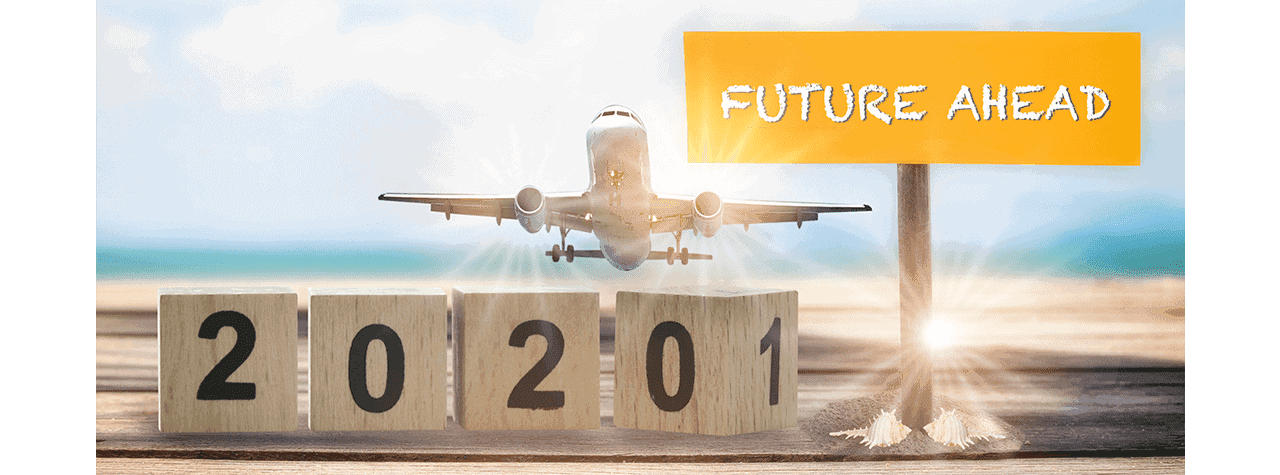 How does the travel industry move forward?